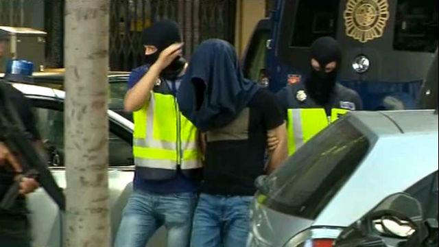 Uno de los detenidos en la operación antiyihadista
