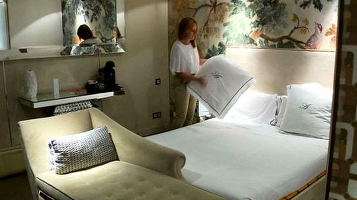 Las pernoctaciones hoteleras crecen un 1,1% en octubre