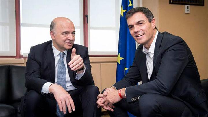 La UE avisa a España de que su presupuesto para 2020 no le asegura cumplir el déficit