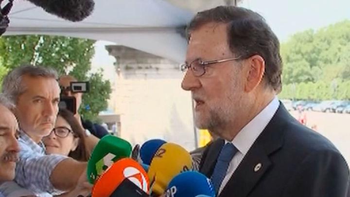 Rajoy ve un error que el PSOE no apoye el tratado de libre comercio UE-Canadá