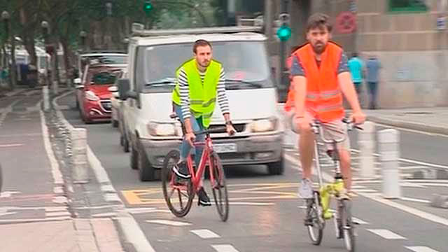 Cursos para ciclistas urbanos