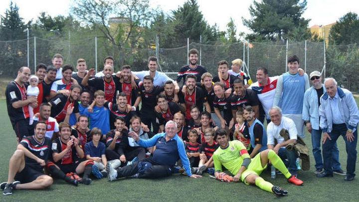 Unión Adarve, histórico ascenso a Segunda B