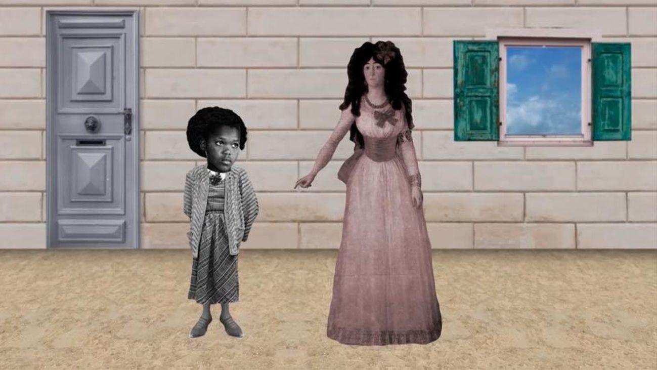La hija negra de la Duquesa de Alba