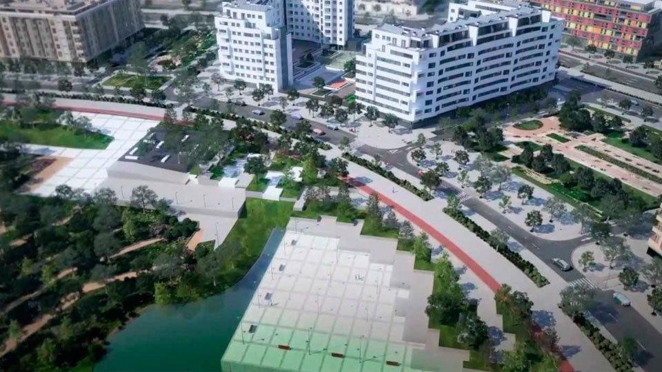 Anulado el plan municipal para construir 1.200 viviendas en Valdebebas