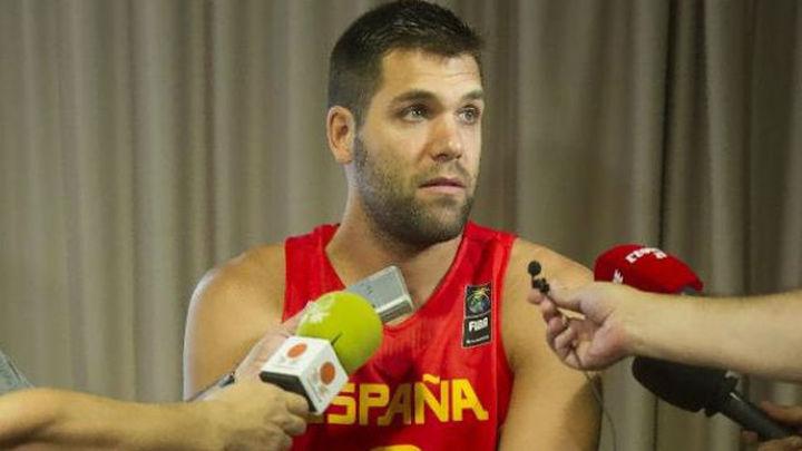 Felipe Reyes renuncia al Eurobasket
