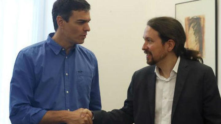 El PSOE roba votos a Podemos y sus confluencias y ERC se come al PDeCAT