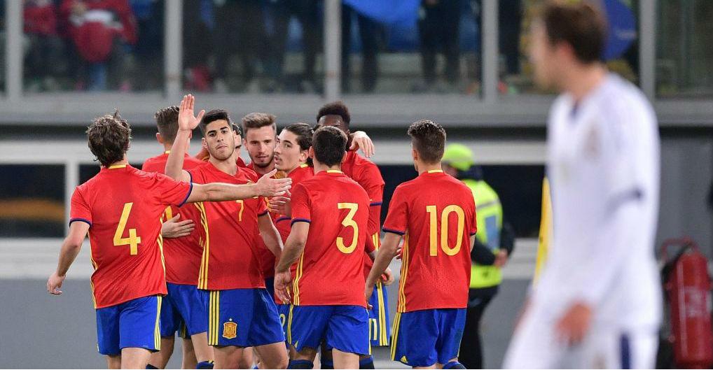 Selección española sub'21