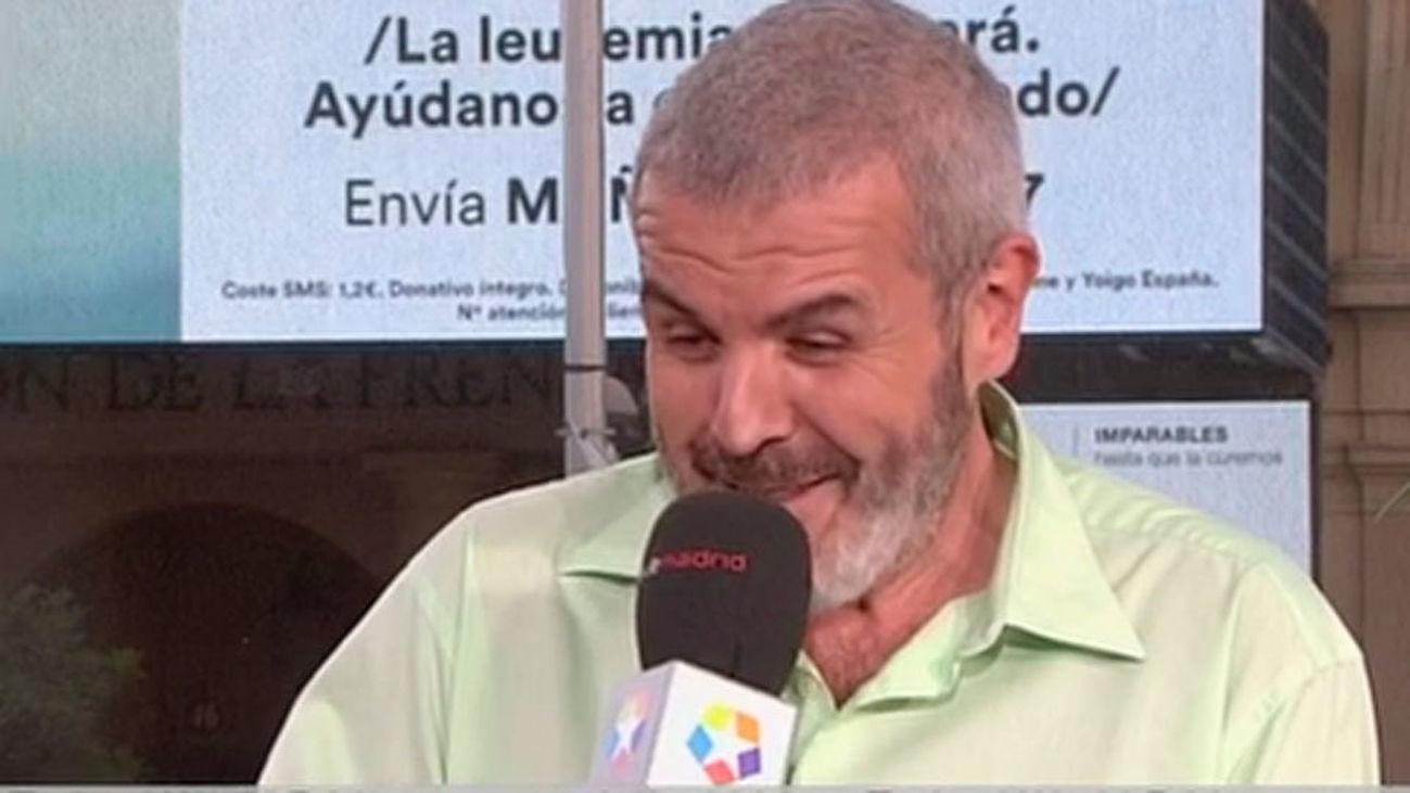 Lorenzo Caprile revela que pocos miembros del colectivo LGTBI le han encargado trajes nupciales