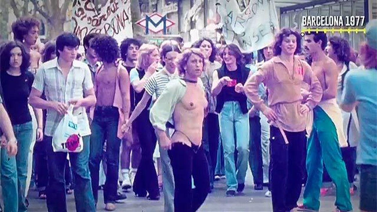 40 años de lucha LGTBI en 'Camino al orgullo'