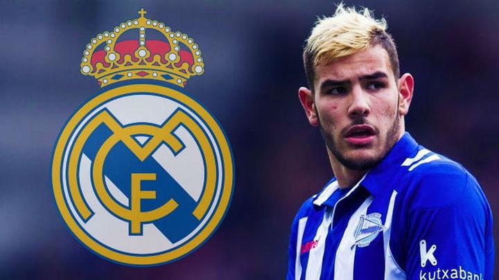 """Theo: """"Desde pequeñito es un sueño jugar en el Real Madrid"""""""