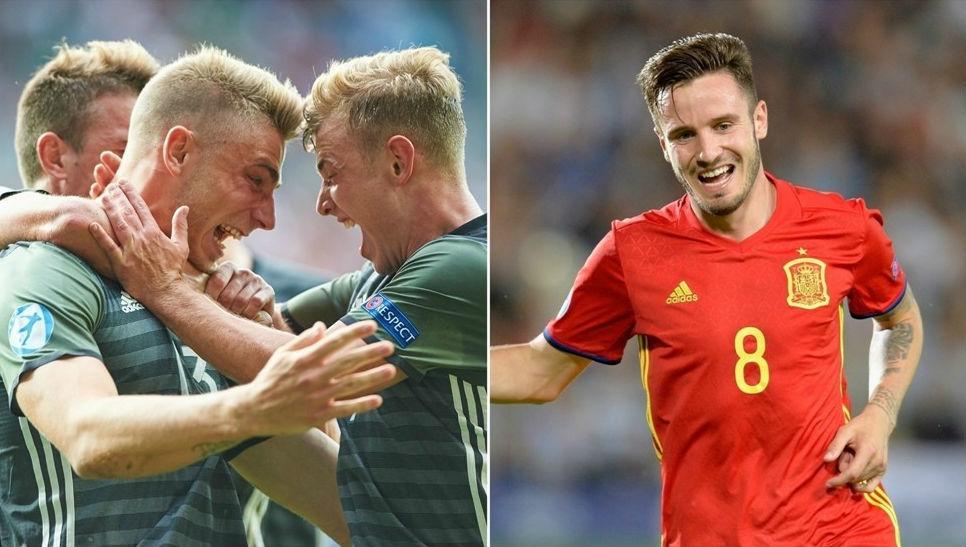 Alemania - España