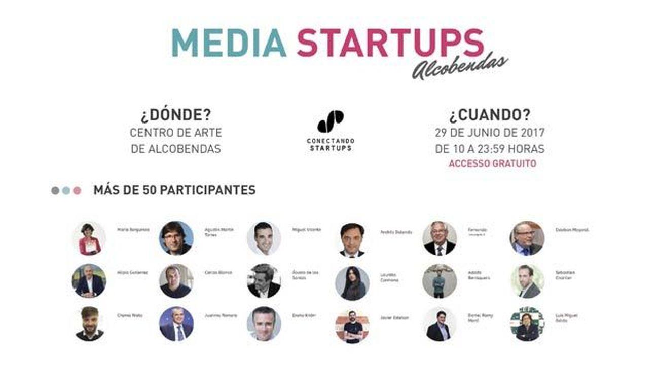 Alcobendas reúne a más de 70 ponentes en el encuentro más importante de periodistas y emprendedores