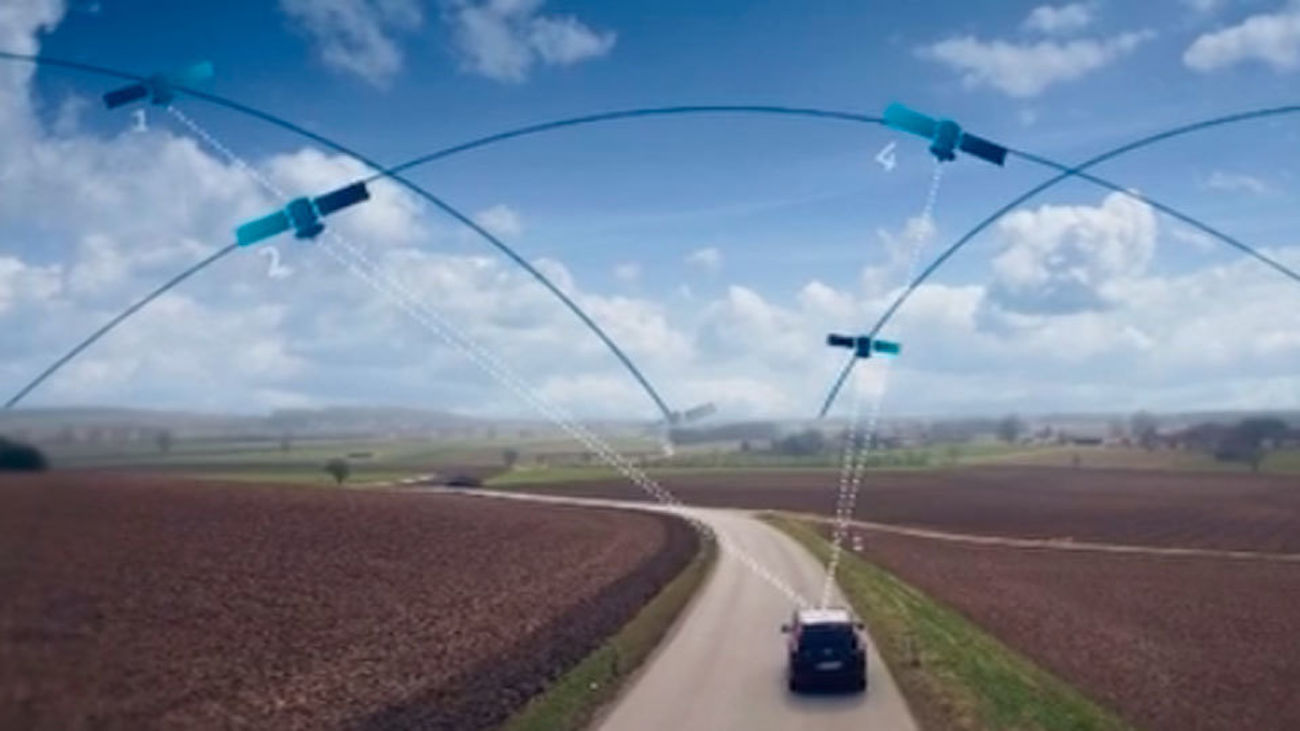 Un ingeniero español logra que 'Galileo' sea preciso, robusto e independiente