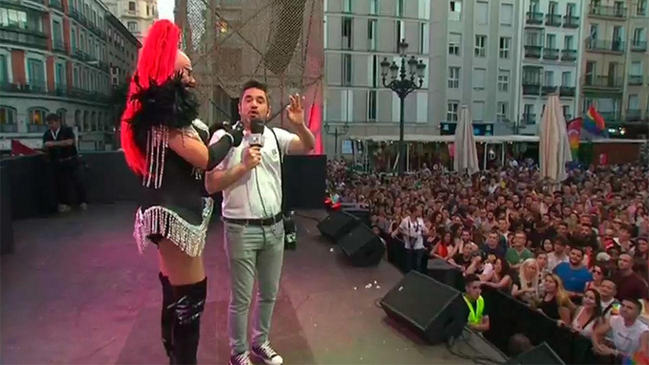 Especial World Pride ¡qué orgullo!: Los conciertos