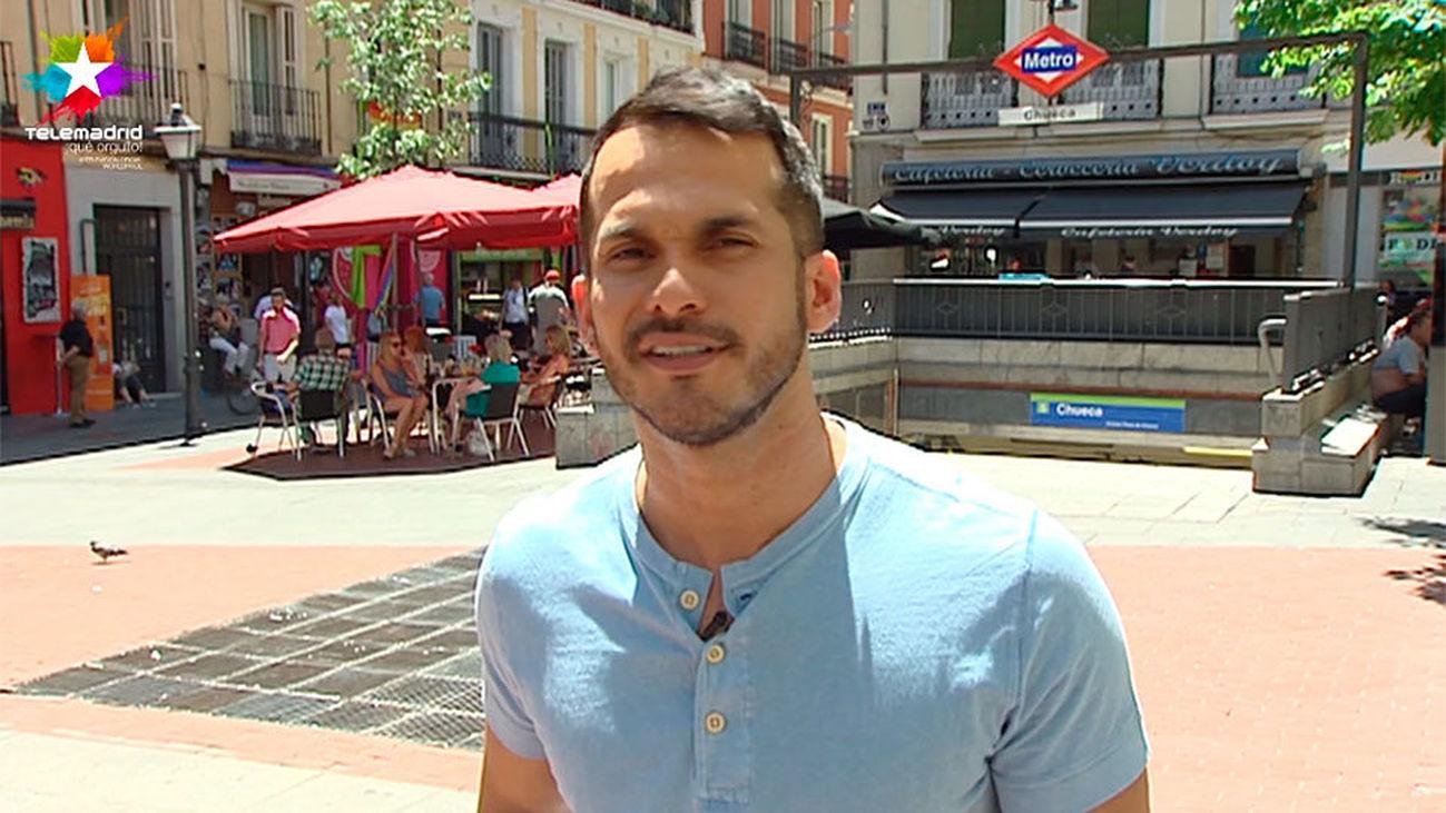 Orgullosos de Madrid: Roberto