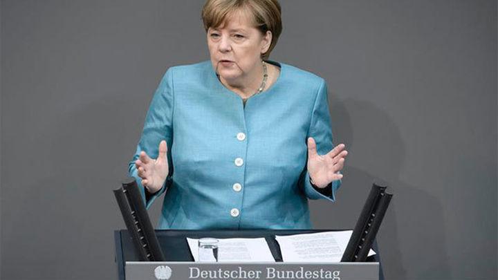 Merkel bajo presión para desatascar negociaciones para formar Gobierno