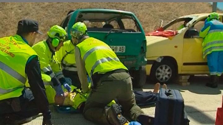 Cursos para policias locales y sanitarios para actuar de la mejor forma ante accidentes