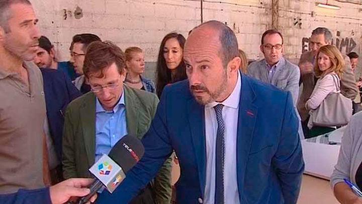"""Rollán celebra el desbloqueo del  """"torpedeado"""" proyecto de las cocheras de Cuatro Caminos"""