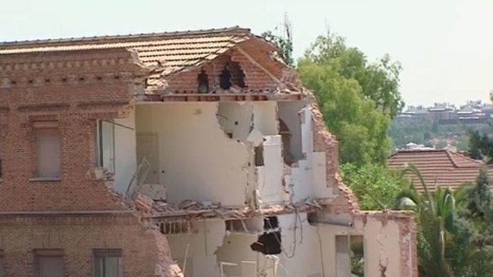 El Ayuntamiento restituirá el convento de 1929 cuyo derribo paró la Comunidad por ilegal