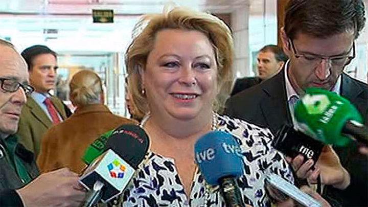 Josefa Aguado niega  ante el juez cualquier vínculo con la trama Gürtel
