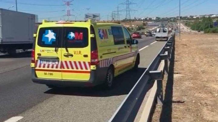 Muere atropellado un guardia civil en la autovía A-1