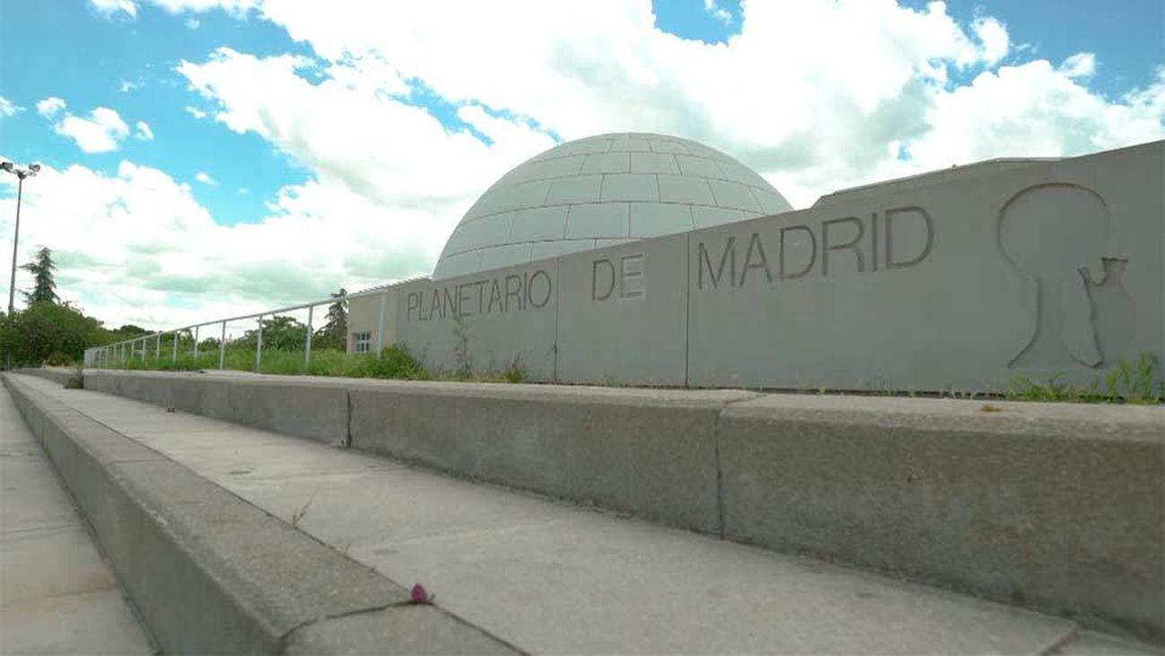 De Madrid al cielo... pasando por el Planetario