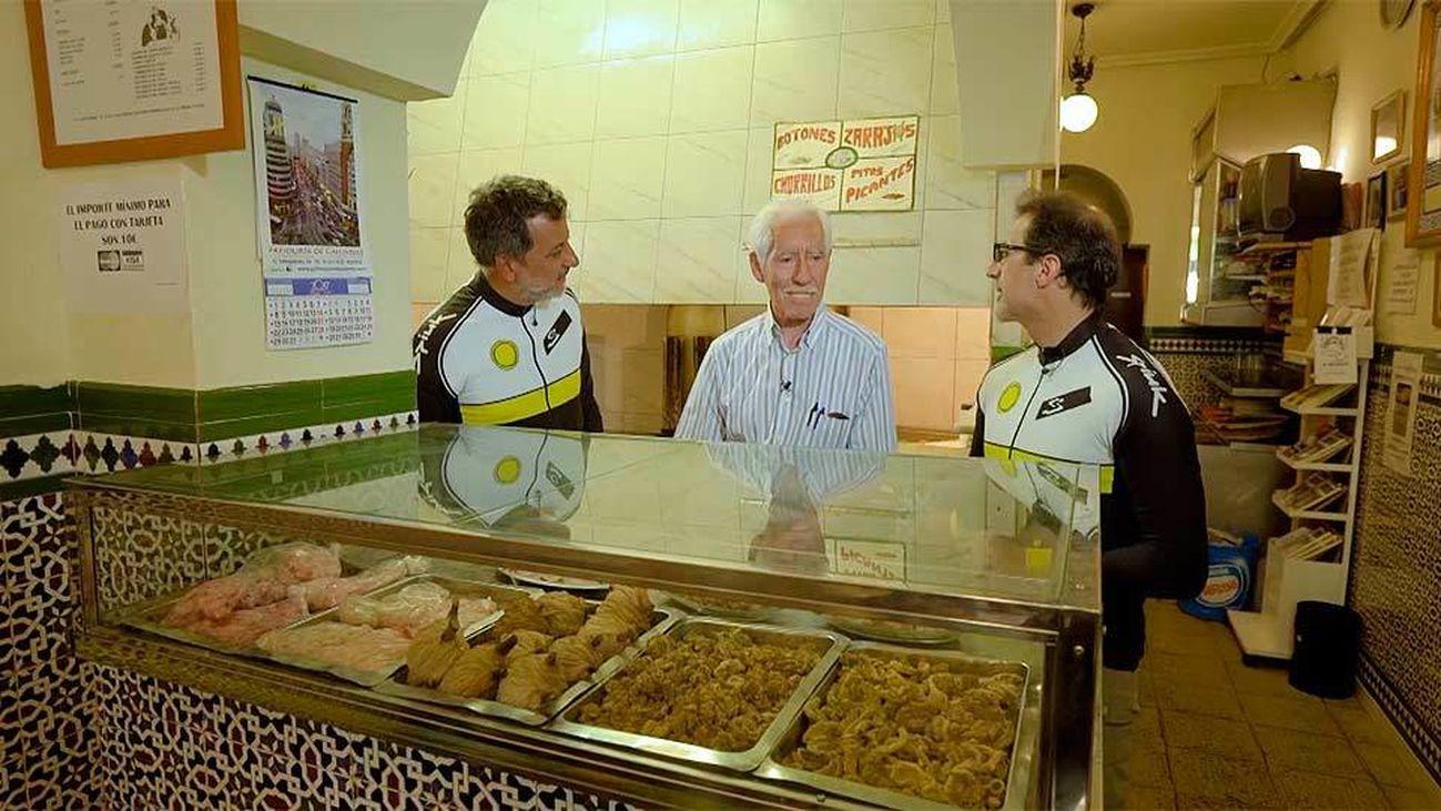 El origen de las gallinejas, uno de los platos más típicos de Madrid