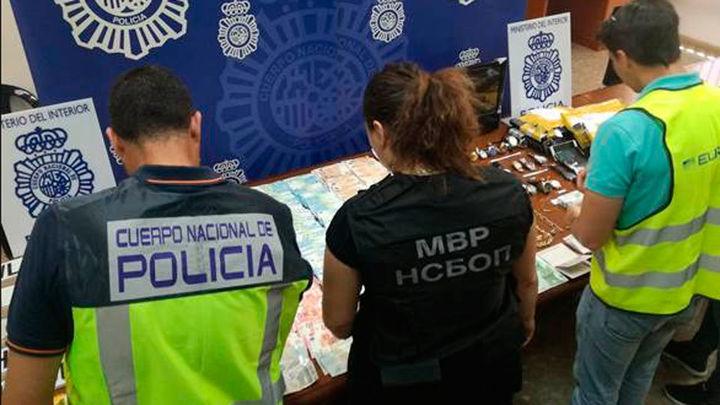 Desarticulan una red búlgara que quería controlar la prostitución en Marbella