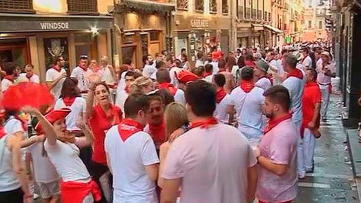 El alcalde de Pamplona apela al espíritu cívico en el bando de sanfermines