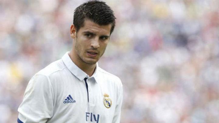 El Real Madrid no vende a Morata por menos de 90 millones