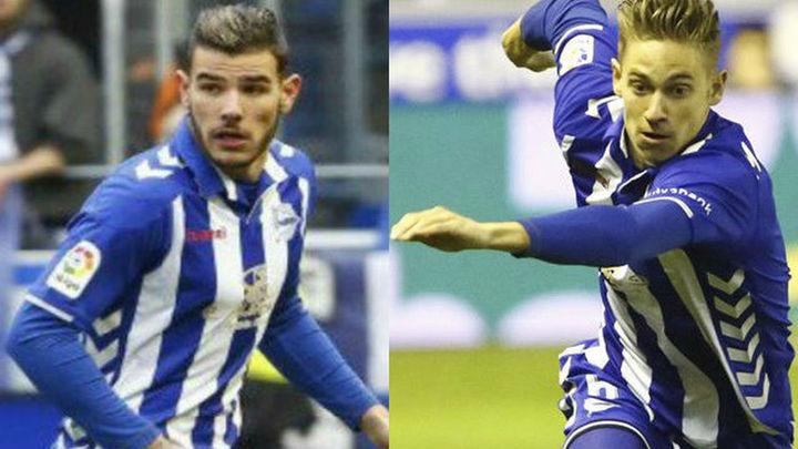 Theo y Llorente, refuerzos para las posiciones sin respuesto del Madrid
