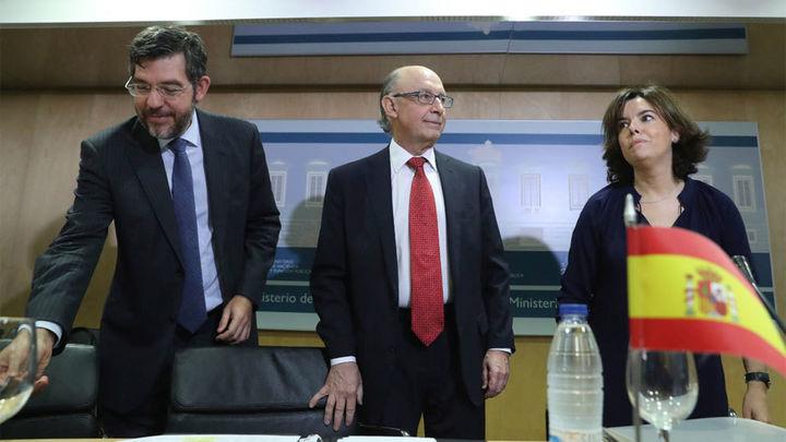 Aprobado el déficit de las autonomías que rechazan 6 del PSOE, Cataluña y Cantabria