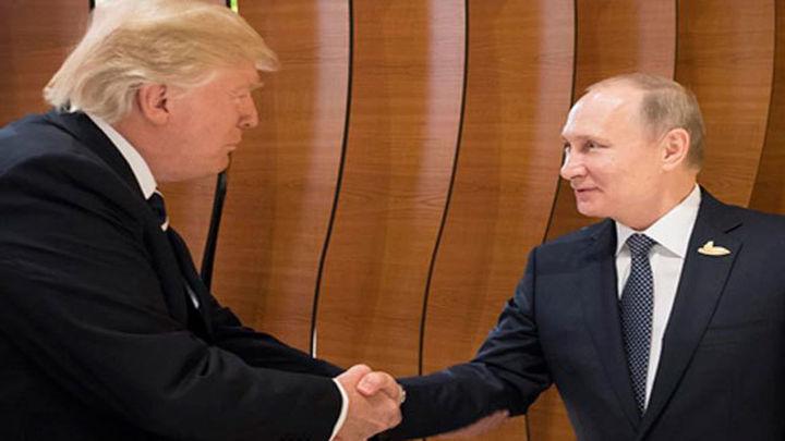Trump y Putin acuerdan una tregua en el suroeste de Siria a partir del domingo