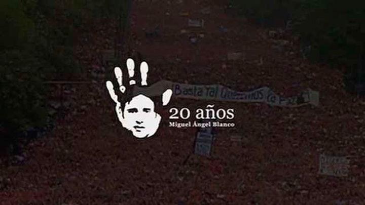 Interior conmemora en un vídeo el vigésimo aniversario del asesinato de Miguel Ángel Blanco