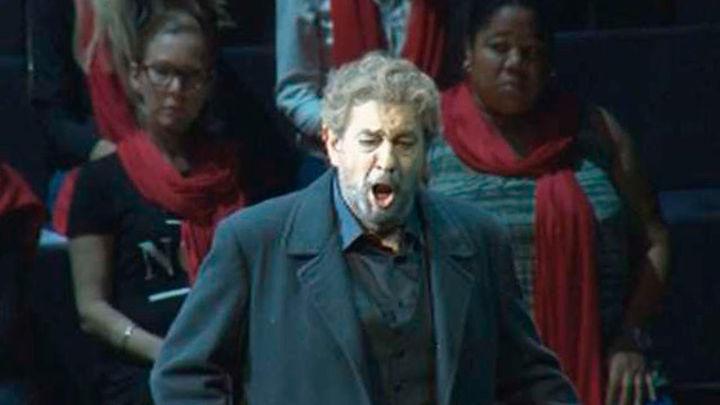 Plácido Domingo regresa a Madrid con Macbeth