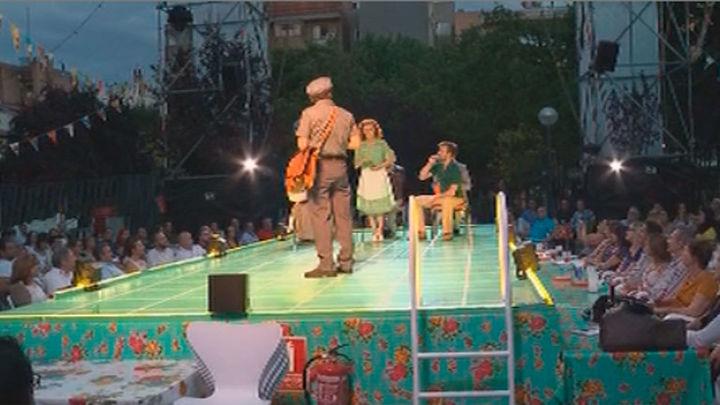Cenar al aire libre y asistir a una obra es posible en los 'Veranos del Teatro Galileo'