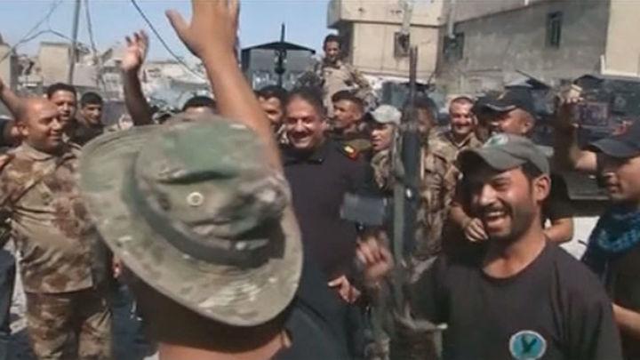 Irak anuncia la liberación completa de Mosul del control del Estado Islámico