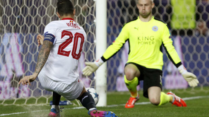 El Atlético se queda sin Vitolo