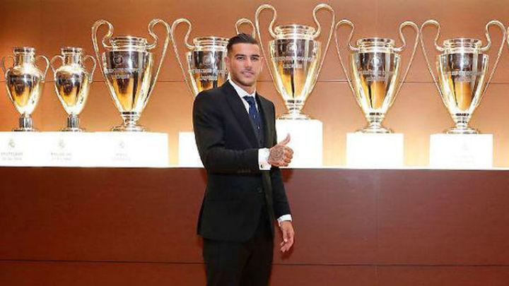 """Theo: """"Vengo a ayudar al equipo a ganar muchos títulos"""""""