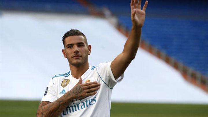 """Theo: """"He elegido estar en el Madrid, el mejor club del mundo"""""""