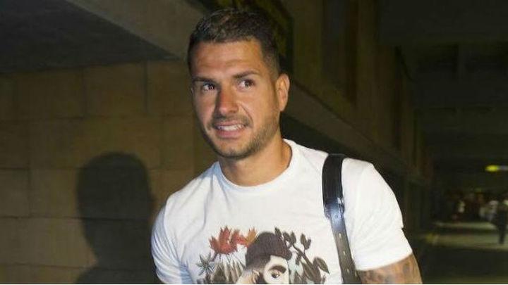 Vitolo, en Madrid para cerrar su fichaje con el Atlético