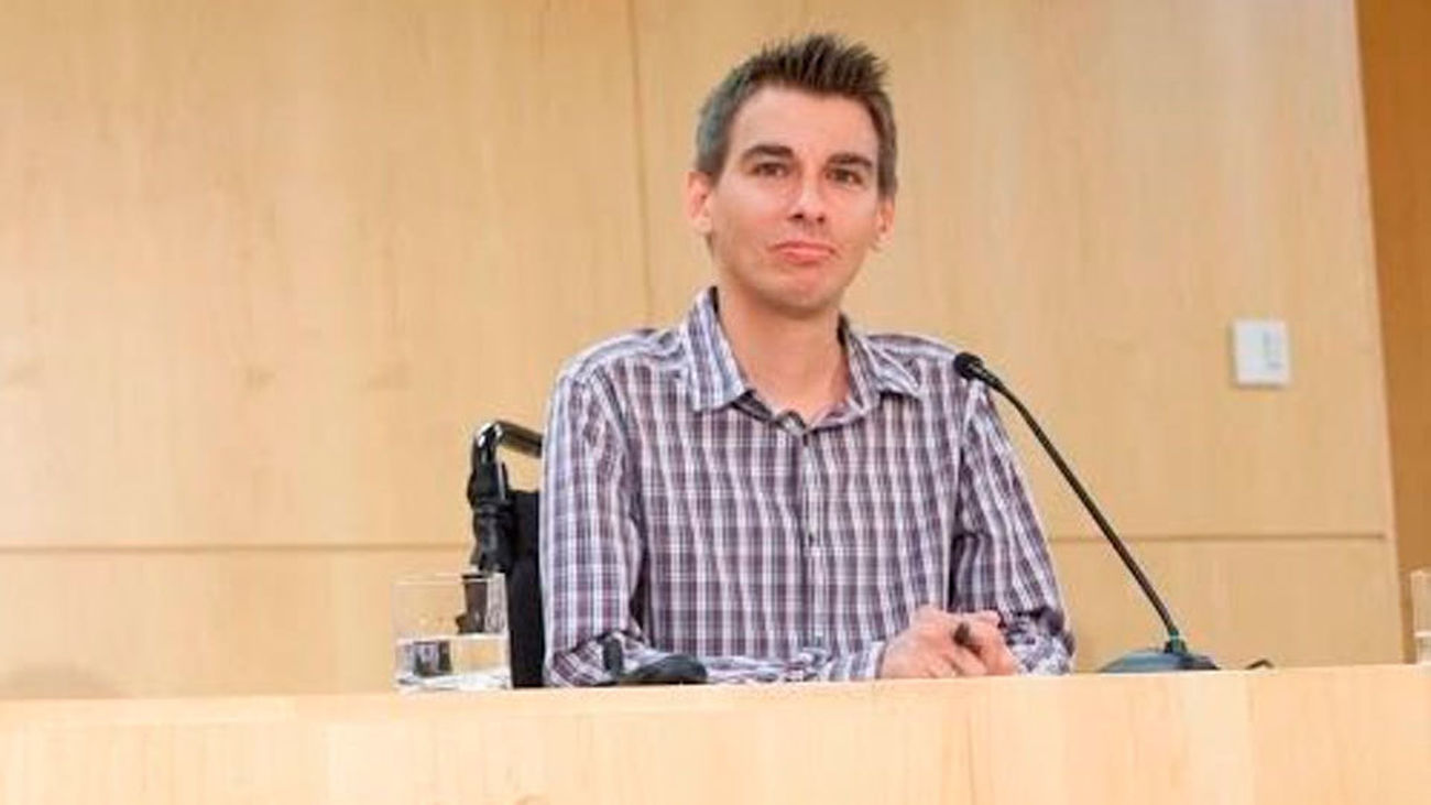 El delegado de Participación Ciudadana, Transparencia y Gobierno Abierto del Ayuntamiento de Madrid, Pablo Soto