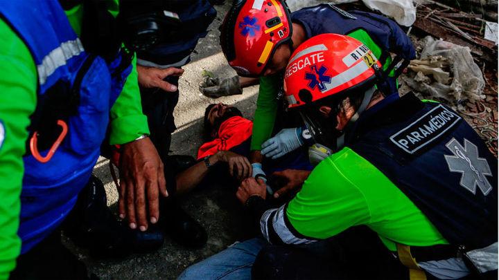 Muere un joven de 16 años durante una protesta en el oeste de Venezuela