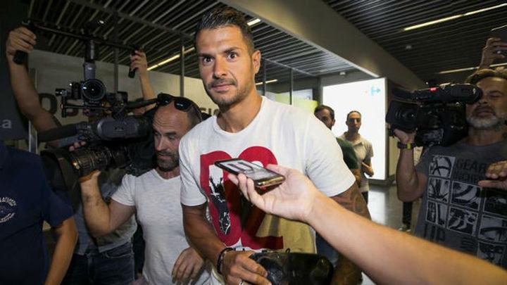 """Vitolo: """"Han sido días duros para mí y para mi familia"""""""