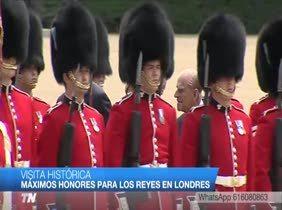 Felipe VI confía en el diálogo bilateral para una solución sobre Gibraltar