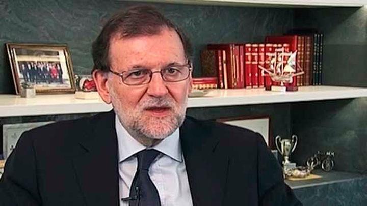 """Rajoy: """"El asesinato de Blanco marcó un antes y un después en la democracia"""""""