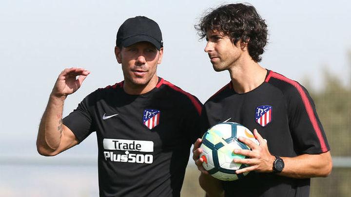 Tiago se incorpora al cuerpo técnico de Simeone