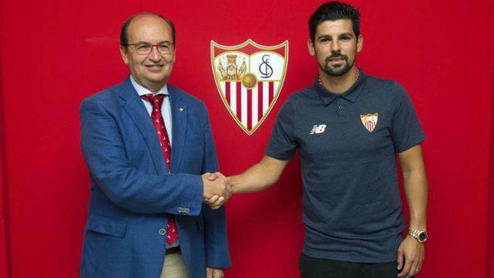 El Sevilla hace oficial el fichaje de Nolito por tres temporadas