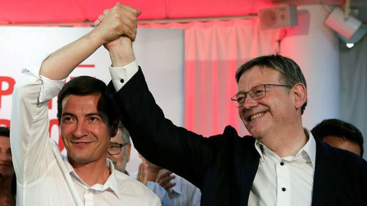 Ximo Puig y Fernández Vara seguirán al frente de PSOE valenciano y extremeño