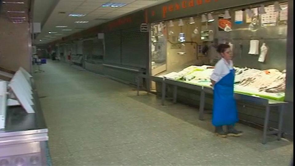 El mercado Orcasur se enfrenta a su cierre